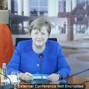 Effetto Merkel sulle Borse, tutte su in vista del Recovery Fund
