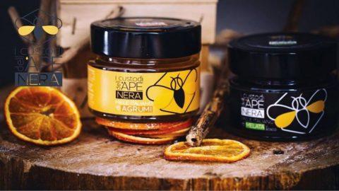Miele dell'ape nera, natura fa rima con qualità sull'Etna