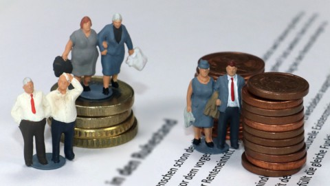 Riforma pensioni 2020: Quota 100 nel mirino dell'Ue