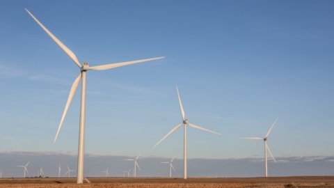 Cimarron Bend - Kansas - energia eolica