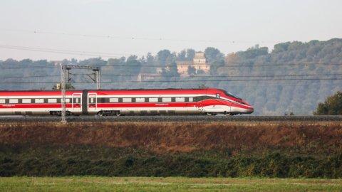Alta velocità, Fs punta a Slovenia e Francia