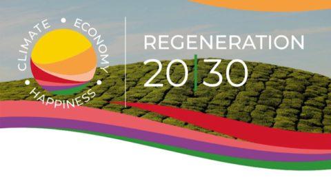 Regeneration 20|30: cultura e sapere per un  nuovo modello rigenerativo