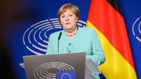 Germania dopo Merkel: i Verdi scelgono il candidato alla Cancelleria