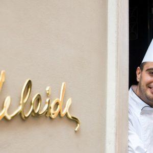 Gabriele Muro, chef di palazzo nella dimora della principessa Adelaide