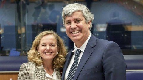 Tre donne al vertice Ue, Calvino favorita all'Eurogruppo