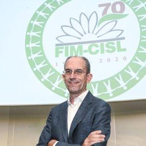 Roberto Benaglia è il nuovo segretario Fim Cisl