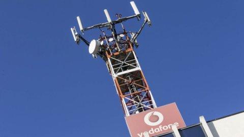 Vodafone: titolo in frenata dopo i conti