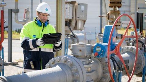 Gas, Snam: nuovo accordo strategico in Cina