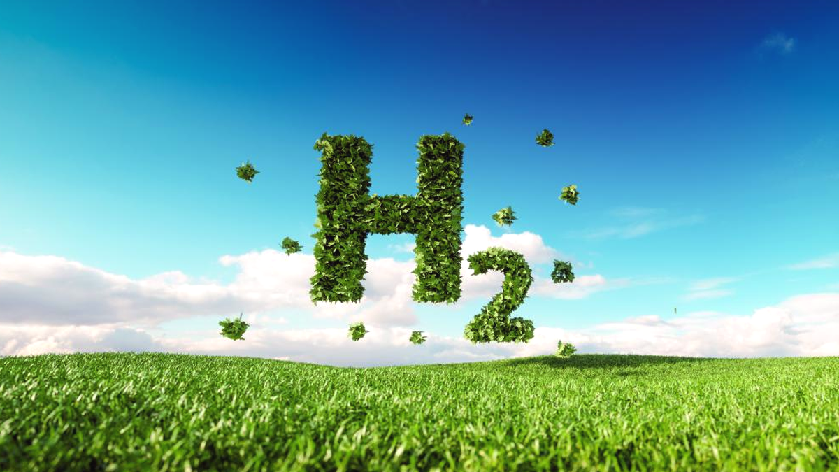 Idrogeno verde da fonti rinnovabili