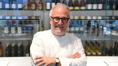 La sfida di Antonello Colonna, lo chef raddoppia in Lombardia