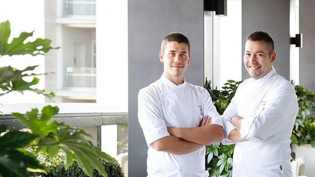 fratelli Lebano Chef Hotel Gallia