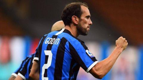 Inter: Torino battuto, Lazio agganciata