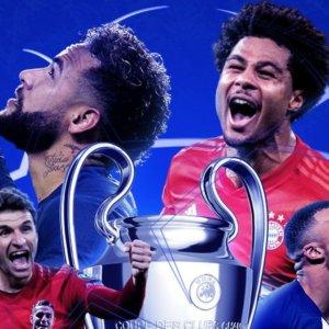 Champions, Psg-Bayern: chi sarà il campione d'Europa?