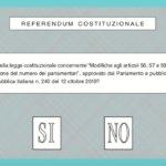 Referendum, gli argomenti del SI' non convincono