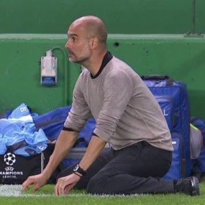 Champions, la caduta degli dei: dopo Messi fuori Guardiola