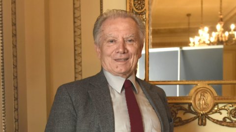 Franco Iseppi presidente Touring Club Italia