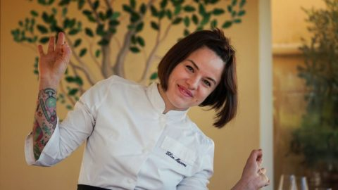 Elisa Masoni, alta cucina per il popolo dei celiaci e non solo