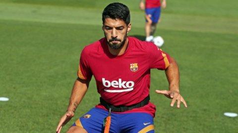 Luis Suarez attaccante