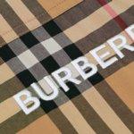 """Burberry vince in Tribunale: il tartan """"Check"""" è solo suo"""
