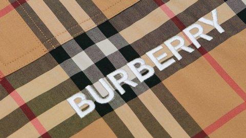 Il tartan Burberry