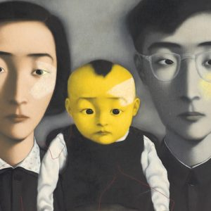 """Big Family No. 2"" di ZHANG XIAOGANG in asta con stima 5/6 milioni di dollari"