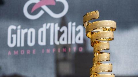 Parte il Giro d'Italia del Covid: dall'Etna alle Dolomiti