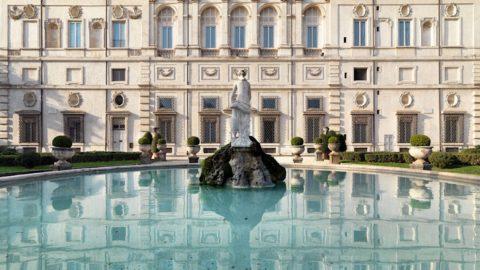 Roma, a Villa Borghese c'è Back to Nature