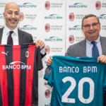 Banco Bpm e Milan partner per altri tre anni