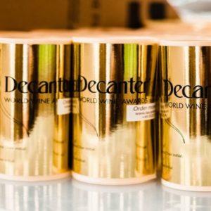Decanter World Wine Awards: Otto vini italiani si aggiudicano i Best in Show