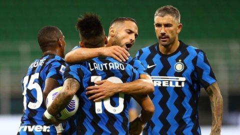 Inter, Atalanta e Lazio vincono tutte: è già sfida alla Juve