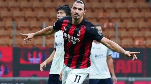 Il Milan espugna Cagliari e torna in testa: Ibra, 2 gol
