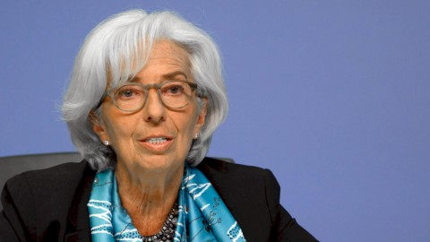 "Lagarde: ""Recovery fund serve subito. Seconda ondata  pesante per l'economia"""