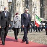 Mattarella e Steinmeier siglano l'amicizia anti-sovranista