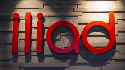 """Iliad, oltre 6 milioni di clienti in Italia: """"Nel 2021 la rete fissa"""""""