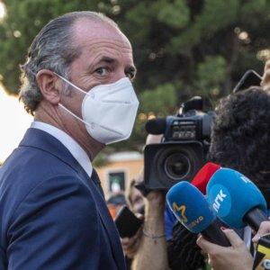 Toscana, Puglia e Campania restano al centrosinistra e in Veneto Zaia umilia Salvini