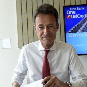Unicredit, nomine ai vertici: Bianchi ceo Wealth Management