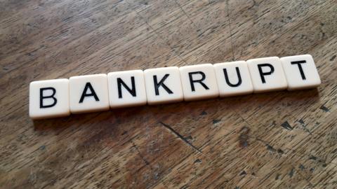 bancarotta o crack