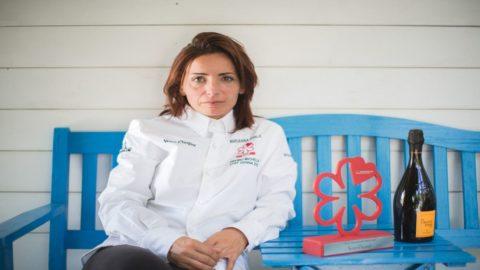 Marianna Vitale, napoletana di Quarto, è la Chef Michelin donna dell'anno