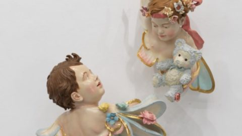 I cherubini di Jeff Koons a TEFAF online New York