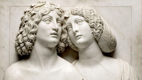 Musée du Louvre: scultura italiana del Rinascimento