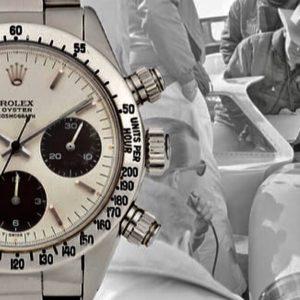 Orologi vintage, in asta il Rolex rif. 6265 di proprietà del leggendario Carroll Smith