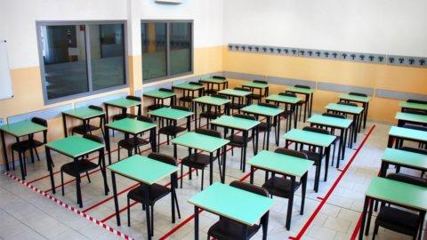Scuola ai tempi del Covid
