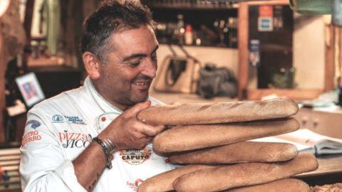 Camillo Sorrentino, uno chef immerso nella storia del sapore sorrentino