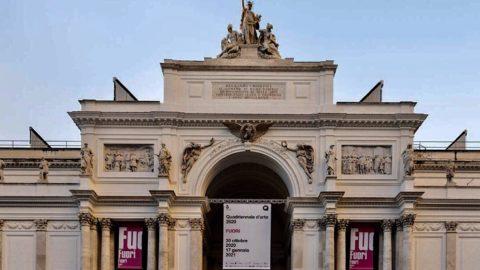 """Parte """"Fuori"""": la Quadriennale di Roma al Palazzo delle Esposizioni"""