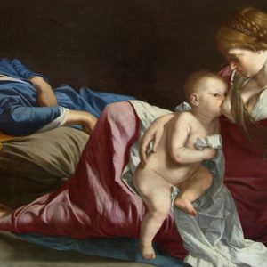 """""""Vis a vis"""" due capolavori di Orazio Gentileschi alla Pinacoteca Ala Ponzone di Cremona"""