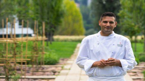 Emanuele Petrosino: sul lago di Annone lo chef fa rivivere la memoria del gusto