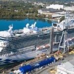 Fincantieri consegna una nuova nave a Carnival