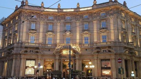Kryalos: esclusiva a Mediobanca per l'immobile di piazza Cordusio