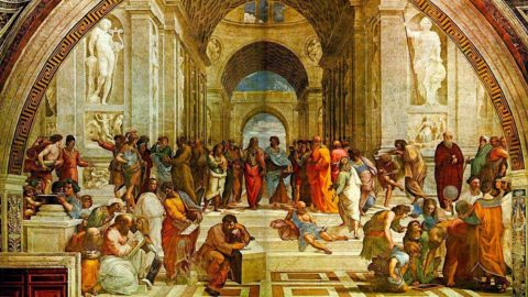 Pinacoteca Ambrosiana e Giovanni Cova & C. celebrano Raffaello