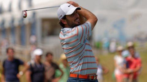 Golf, Augusta: Francesco Molinari nel gotha del Masters